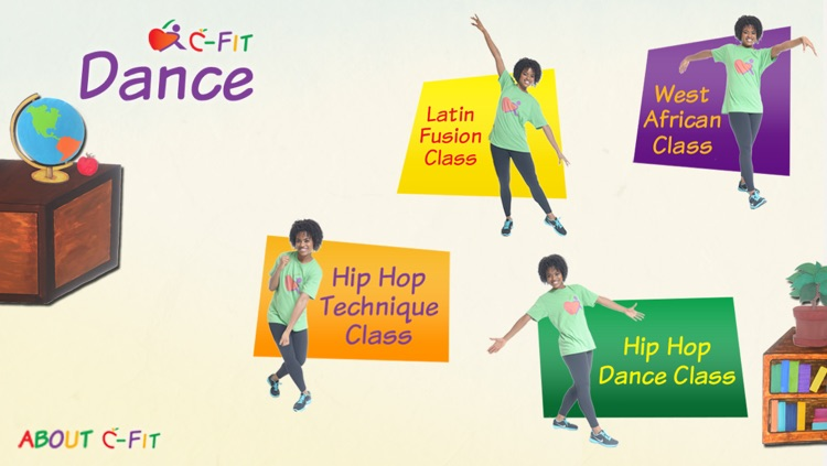 C-Fit Dance - Classroom Fitness