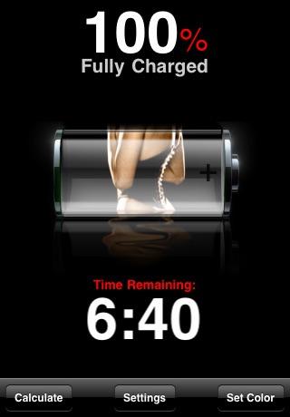 Battery! (Calculator + Custom Themes) screenshot-4