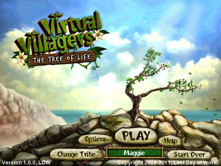 Virtual Villagers 4 for iPad