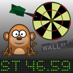 Stock Picking Darts - Invest with your Pet Monkey