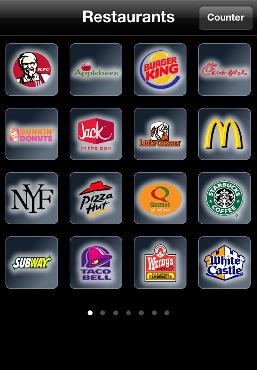Fast Food Calories Pro