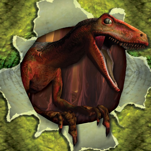 Virtual Pet Dinosaur: Velociraptor