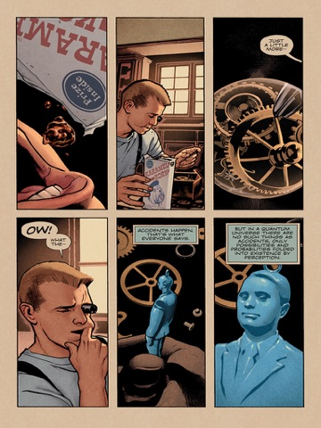 Before Watchmen Dr Manhattan 1 By J Michael Straczynski Len