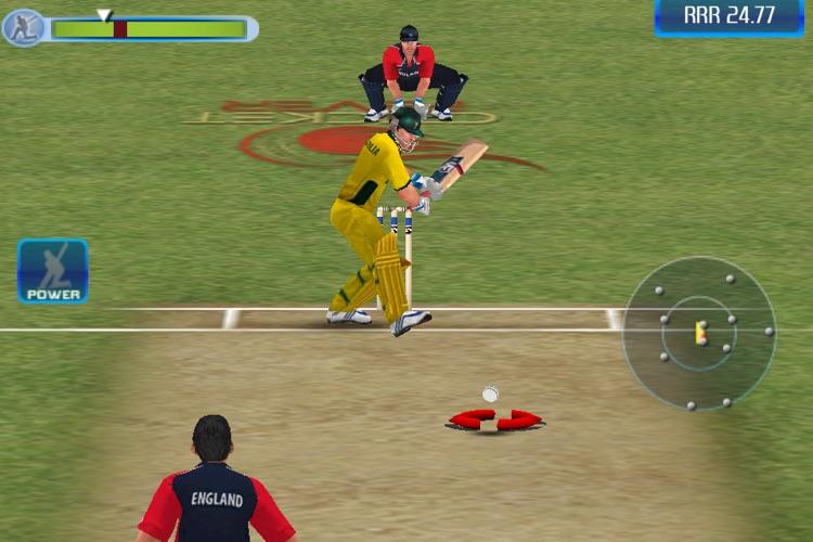WorldCup Cricket Fever - Deluxe screenshot-4