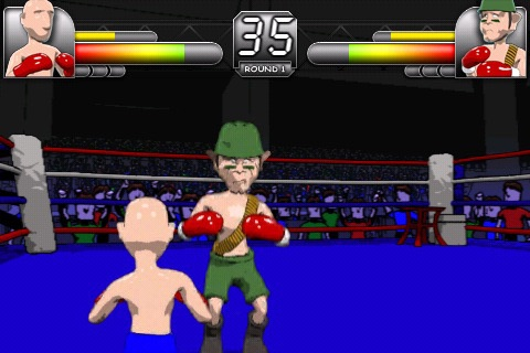 Smack Boxing Lite screenshot-3