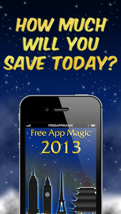 Free App Magic 2012 - Get Paid Apps For Free Every Day screenshot-3