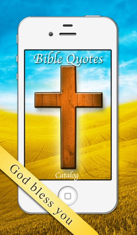 Bible Quotes Catalog - The Most Inspirational Verses