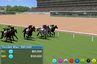 Virtual Horse Racing 3Dのおすすめ画像1