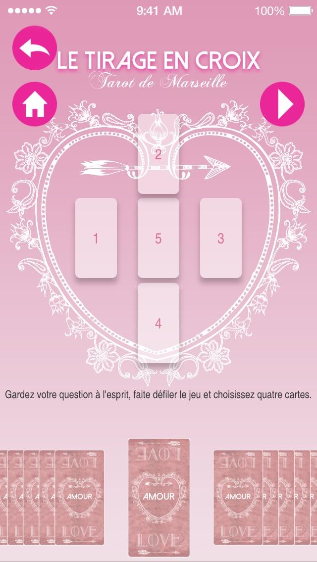 download Tarot de Marseille Amour apps 2