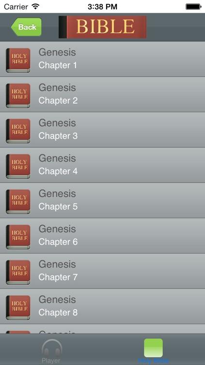 Holy Bible™ screenshot-3