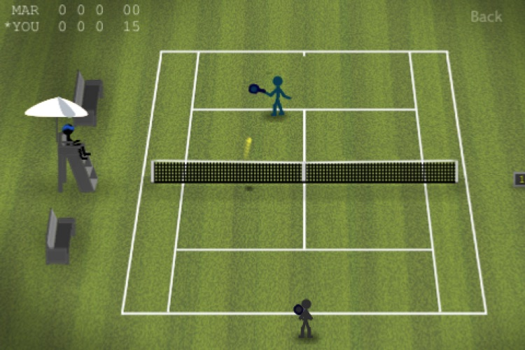 Tennis Tour screenshot-2