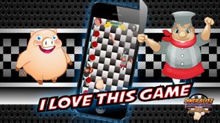 エクストリームエスケープ用ダイナーブリッツベーコンダッシュ - FREE豚ランゲーム! A Diner Blitz Bacon Dash for Extreme Escape - FREE Pig Run Game !のおすすめ画像1