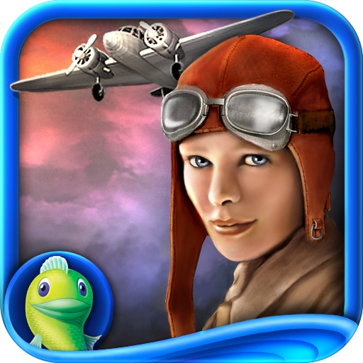 Amelia Earhart: Unsolved Mystery Club HD icon