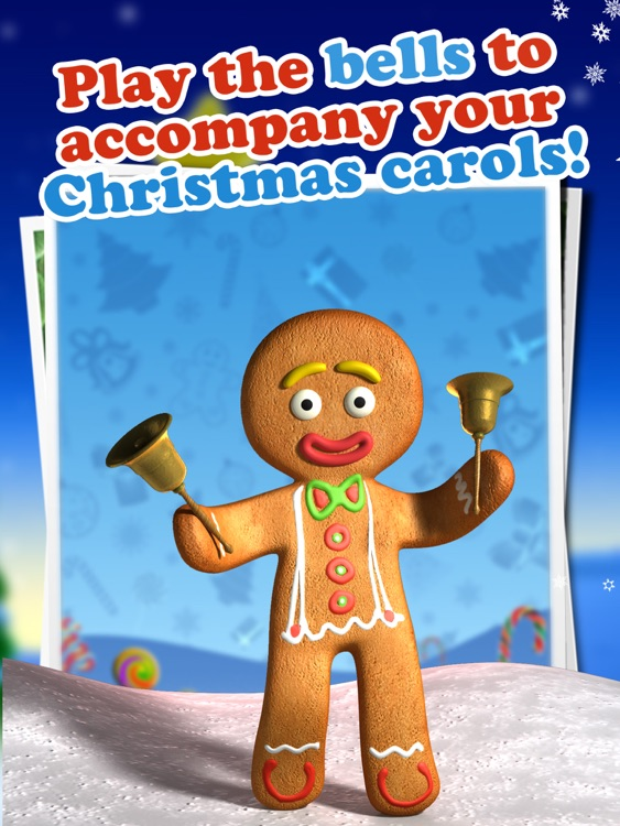 Talking Gingerbread Man HD