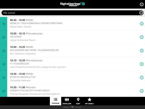 Screenshot of Digitaliseringsmessen  13
