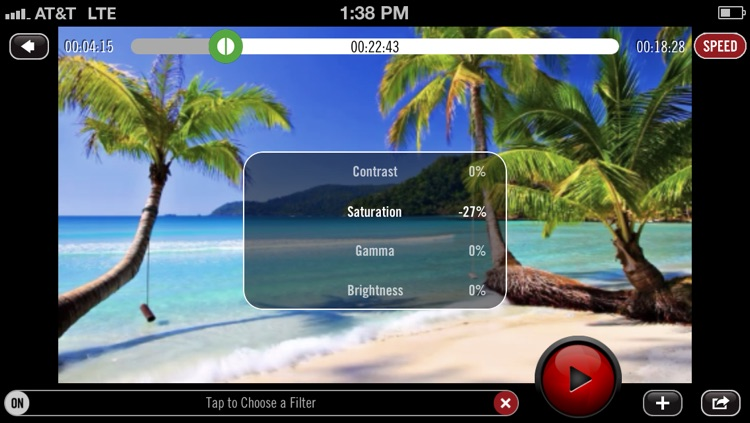 Video Filters - The Pro Camera Photo Effects and Pro Zoom Slow Motion Stabilize Stereo Audio Videos App