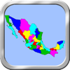 Estados Unidos Mexicanos Mapa Puzzle