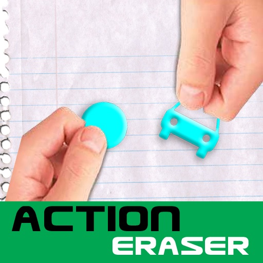 Action Eraser - The Best Fighter