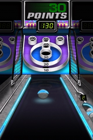 Arcade Bowling™ LITE screenshot two