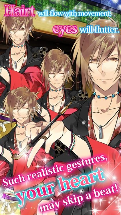 Forbidden Romance: The Men of Yoshiwara screenshot-3