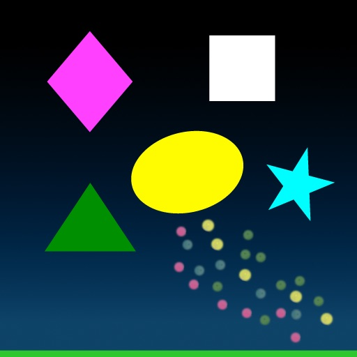 Firefly Pix: Colors & Shapes - Free