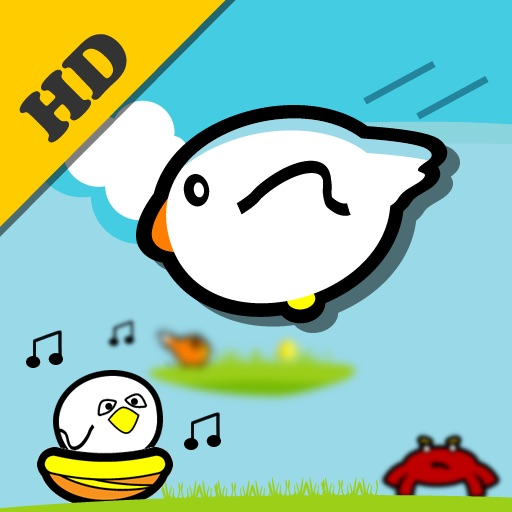 Bird Mission HD icon