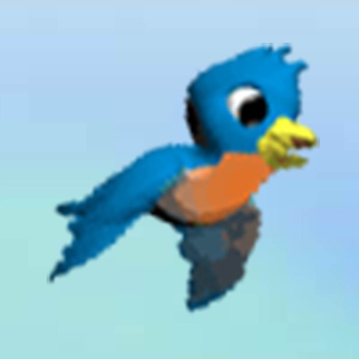 Flappy Clumsy Bird - A Nestling Learning To Fly