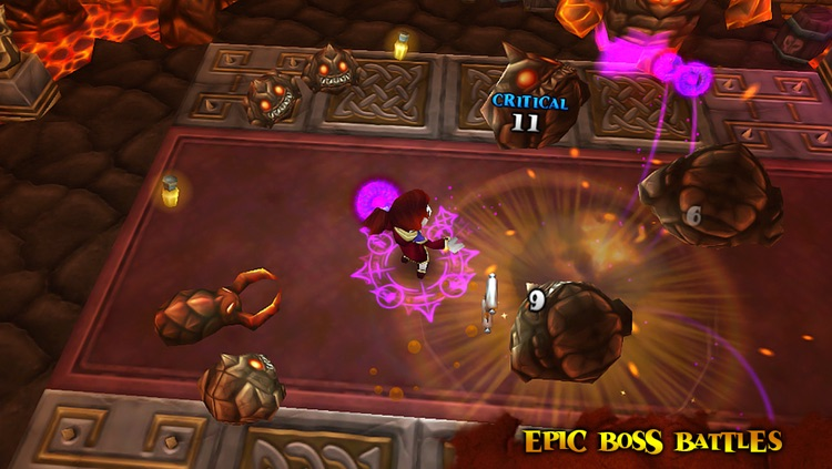 Pocket RPG screenshot-3
