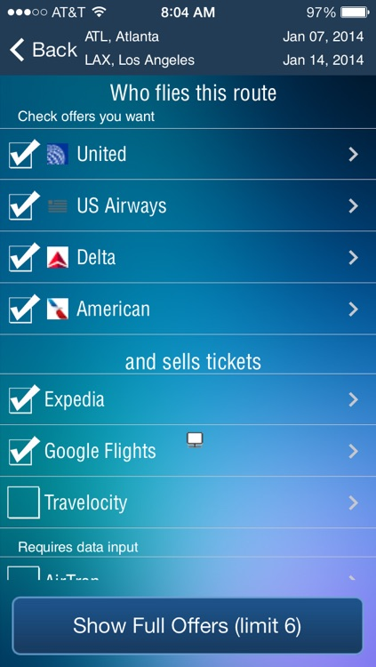 Air Travel Pro - Flight Tracker (all airports) screenshot-3