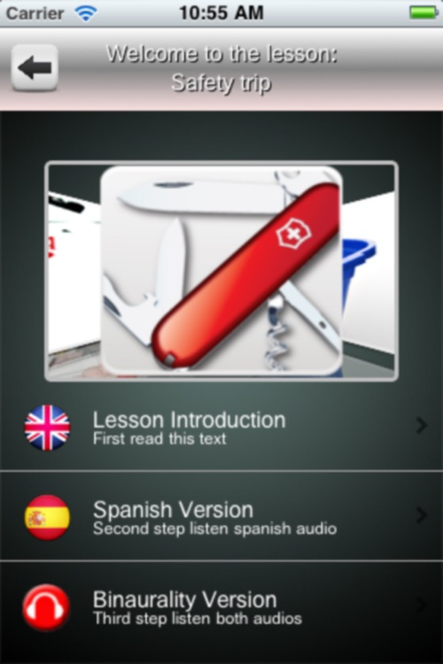 Listen and Learn General Spanish