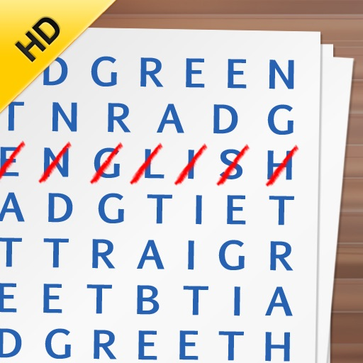 Word Search English HD