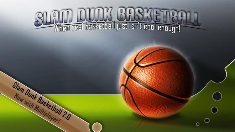 Slam Dunk Basketball screenshot-4