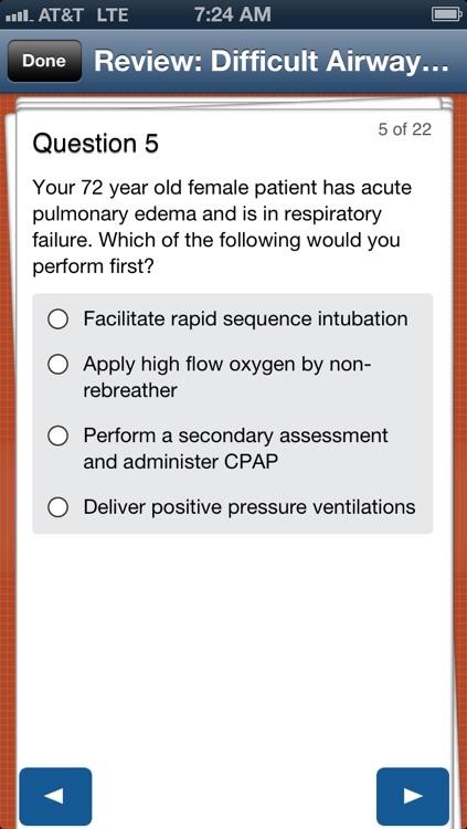 Paramedic Airway Review
