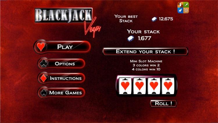 Blackjack Vegas screenshot-4
