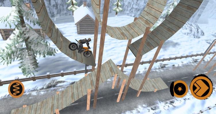 TrialX2 Winter Free screenshot-3
