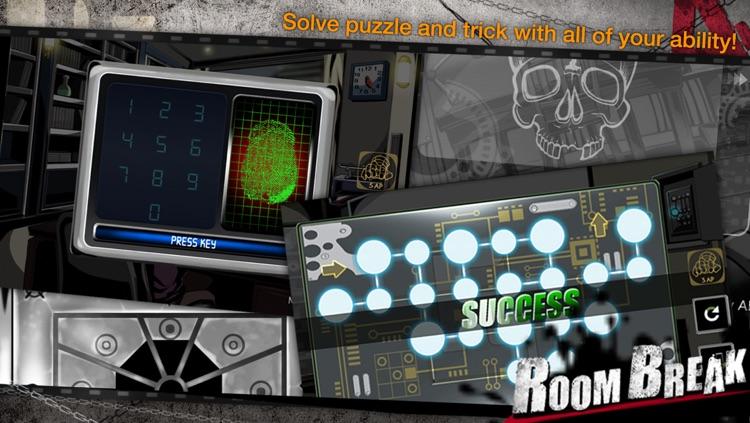 RoomBreak: Escape Now!!!