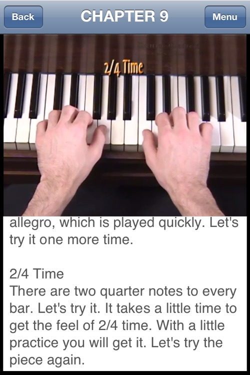Piano Professor screenshot-4