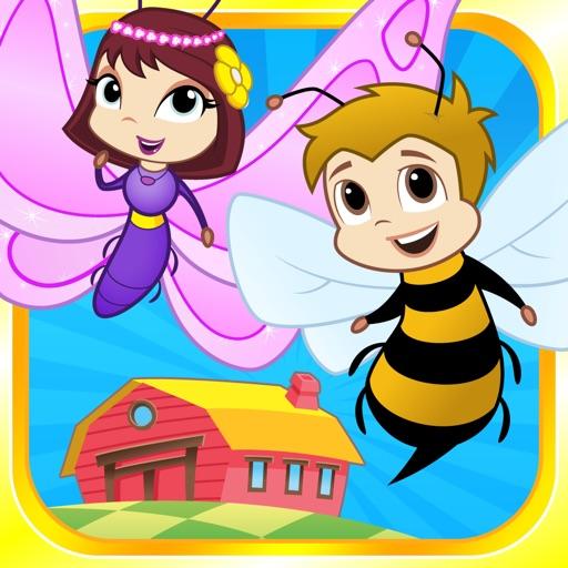 Maze-A-Licious Counting Farm iOS App
