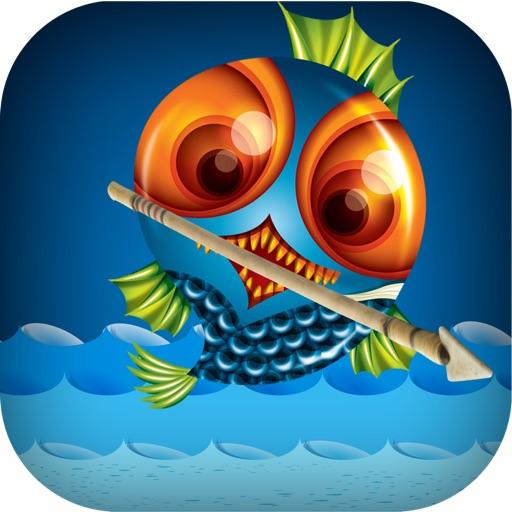 Spear Fishing Arrow Hunter Quest - Top Ocean Wave Fun Adventure Pro