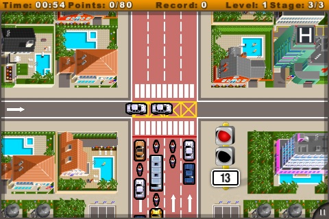 Traffic Control Lite screenshot-4