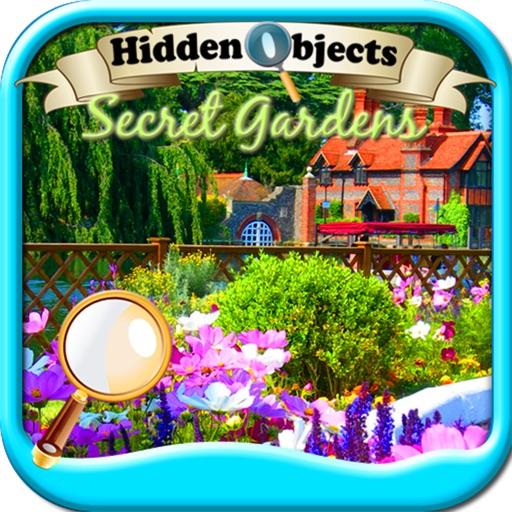 Hidden Objects: Secret Gardens!