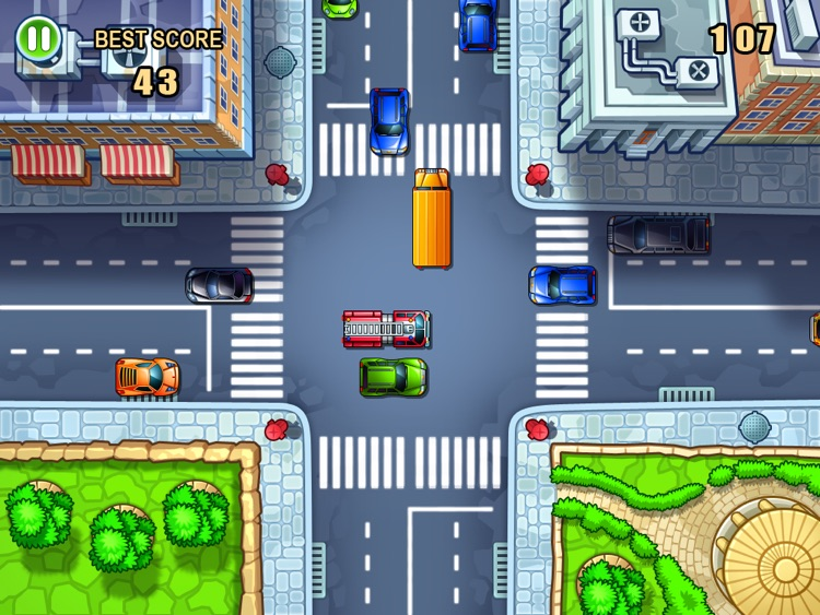 Crash Cars HD screenshot-4