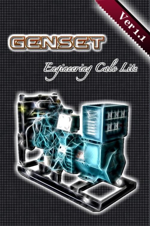 Genset Engineering Calc Lite