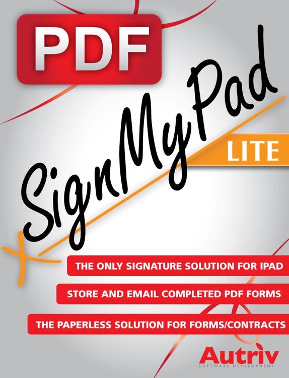 SignMyPad Lite