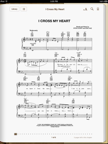 I cross my heart from pure country by george strait on ibooks screenshot 1 ccuart Image collections