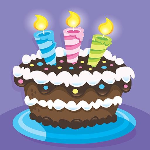 Birthday Cake Pairs!