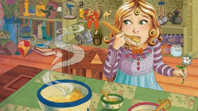 Hidden Object Game Jr FREE - Goldilocks and the Three Bears screenshot-3