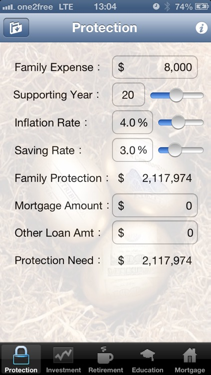 FinPlan - Financial Planning Tools screenshot-0