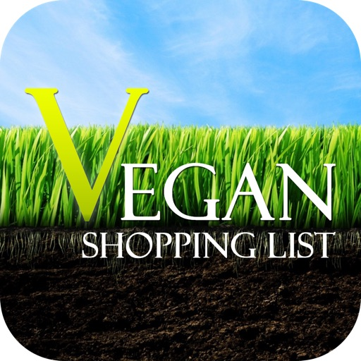 Vegan Shopping List & Recipes – Your guide to healthy vegan eating icon