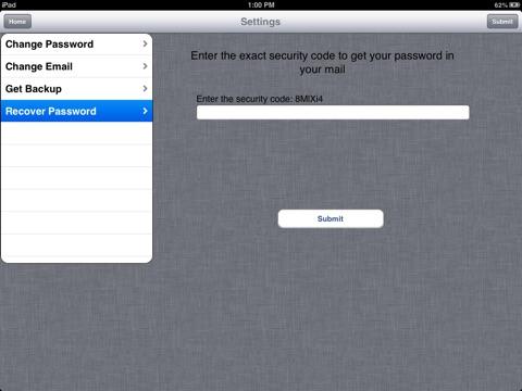 Code Bank iPad